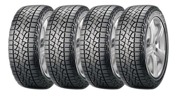 Juego 4 Cubiertas Pirelli 205/60 R16 Scorpion Atr