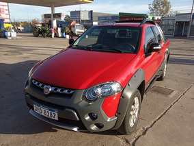 Fiat Strada 1.6 Adventure Cd Capota Rad Integrada 2014