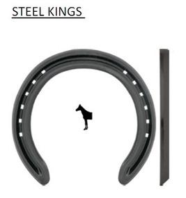 Juego Herraduras Kerckhaert, Steel King, Sin Clip.