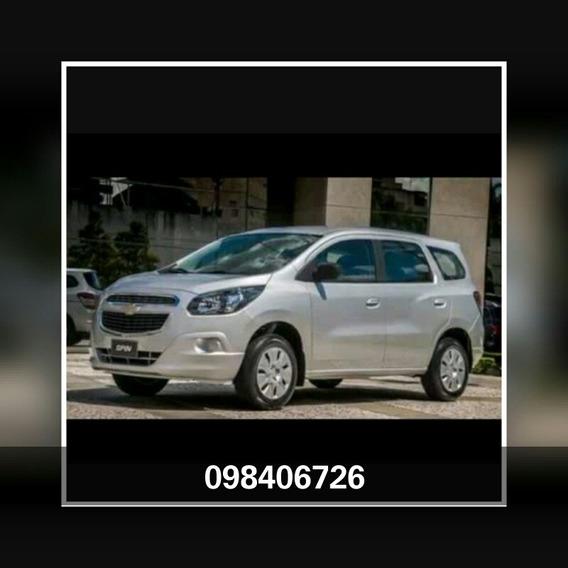 Chevrolet Spin 1.8 Ltz 7as 105cv 2014