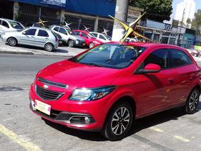 Chevrolet Onix 1.4 Ltz 2014 Completo 38990 Financiamos
