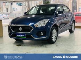 Suzuki Dzire Gl 2019 Azul 0km