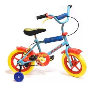 Bicicleta Rodado 12 Toy Story