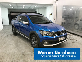 Volkswagen Saveiro 1.6 Cross 2017 - Werner Bernheim