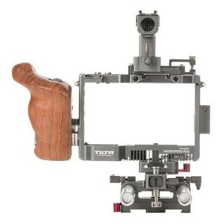 Ikan Es T27 A Sony A6000 A6300 A6500 Handheld Camera Cage