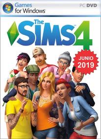 Los Sims 4 Pc En Dvd Completo Inc. Strangerville Junio 2019