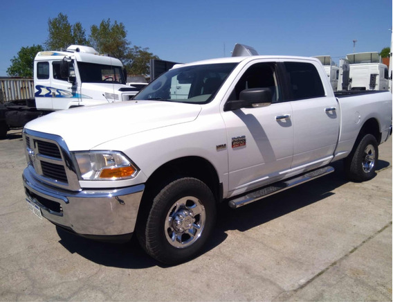 Dodge Ram 2500 5.7 Pickup Slt Aa 4x4 At