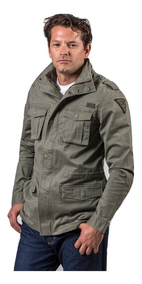 Campera Jungle Kevingston - Hombre