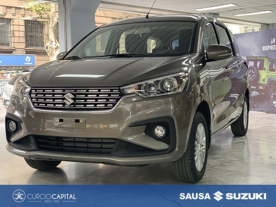 Suzuki Ertiga Glx 2019 Gris Oscuro 0km