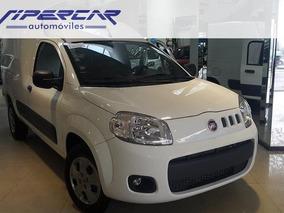Fiat Fiorino Furgon 2018 0km Blanco