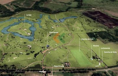 Excelente Lote A La Venta En Carmelo Golf, Colonia