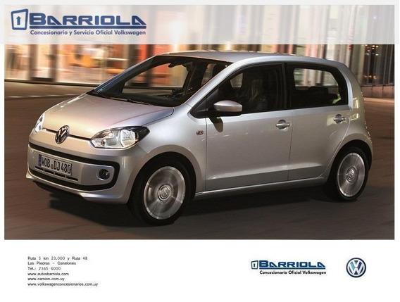Volkswagen Up Move Up 2018 0km - Barriola