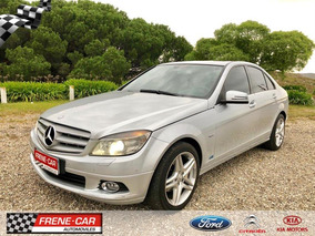 Mercedes Benz C200 Cgi Turbo 1.8 2010 Excelente Estado!!