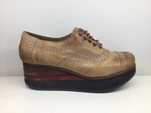 303f3b94 Calzado Artesanal En Cuero - Calzados para Mujer en Mercado Libre ...