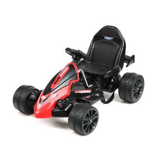 Kart A Bateria Reforzado Infantril 6v Motor