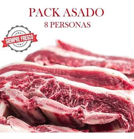 Pack P/8 Riñon+asado+chorizo+morcilla+.. - El Novillo Alegre