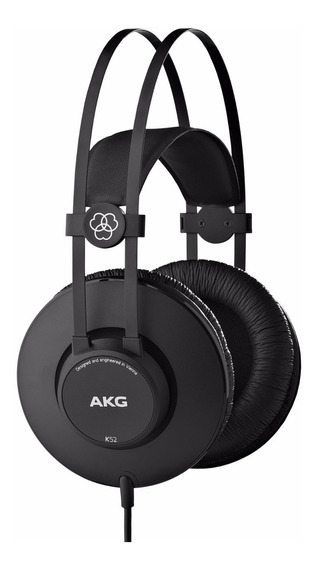 Auricular De Estudio Akg K52