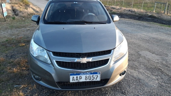 Chevrolet Sail 1.4 Full 2016