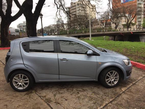 Chevrolet Sonic 1.6 Ltz. Hatch. Extrafull