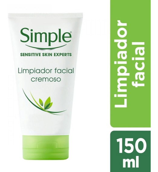 Espuma De Limpieza Facial Simple Hidratante 150ml
