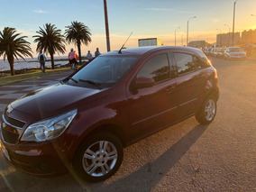 Chevrolet Agile 1.4 Ltz Full, Full!!!! Dueña U$ 10.200