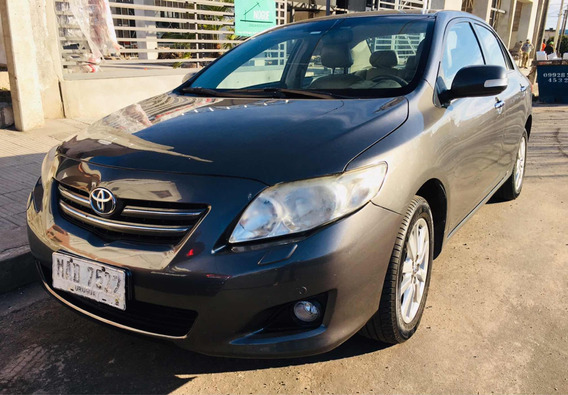 Toyota Corolla 1.8 Se-g At 2009