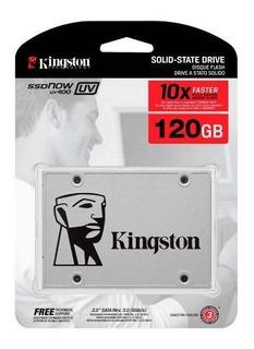 Disco Solido Kingston Ssd A400 120gb Garantía 3 Años En Loi