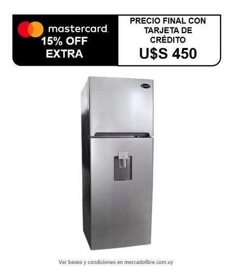 Heladeras James J300 Frio Seco Dispensador Garantia Oficial
