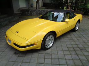 Corvette Convertible 6 Vel V8 Nacional 1992 (impecable)