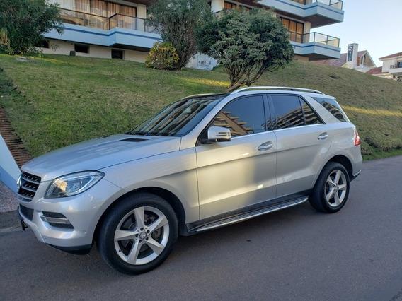 Mercedes-benz Ml 3.0 Ml400 4matic Sport B.eff Techo 2015