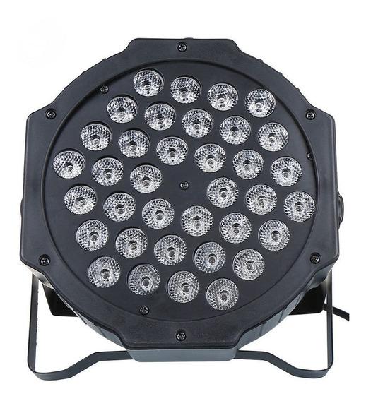 Luz Disco De 36 Leds Con Dmx 60w De Potencia