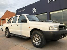 Mazda Doble Cabina Blanca Dirección Y Aire