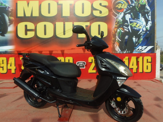 Yumbo Vx2 125 Inpecable == Motos Couto ==