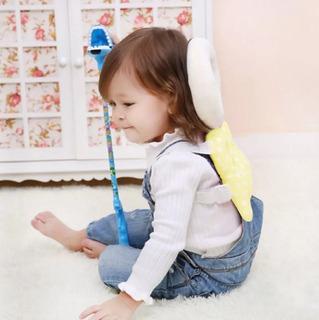 Mochila Protectora Casco De Seguridad Tcweb Para Bebe