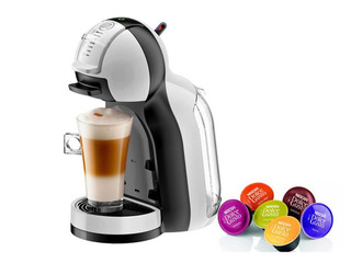 Cafeteras Nescafe Dolce Gusto Mini Me + 32 Capsulas Fama