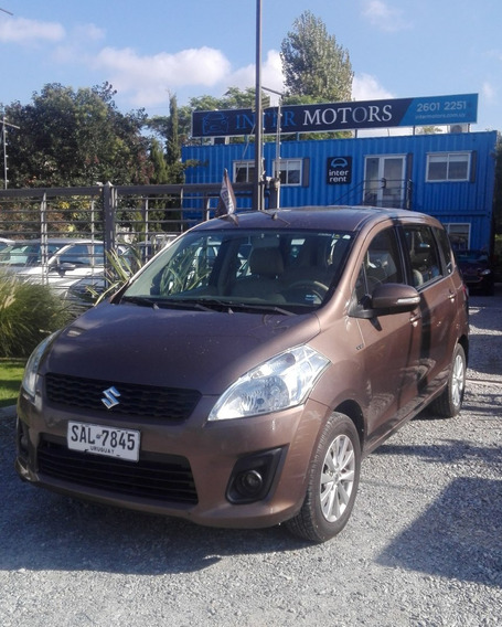 Suzuki Ertiga Única En Su Estado!!! U$s 15.900 Intermotors