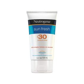 Protector Solar Neutrogena Sun Fresh F30 120ml