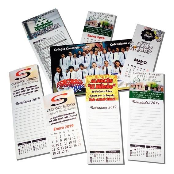Almanaque Calendario Con Iman Personalizado