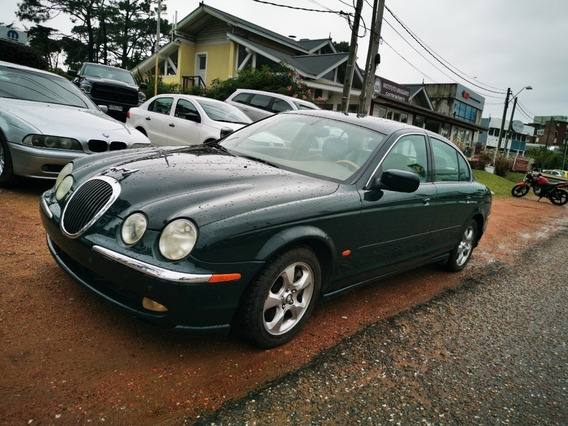 Jaguar S-type 3.0 V6 H 2000