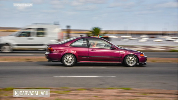 Honda Civic 1.6 Ex Coupe
