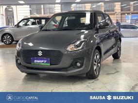 Suzuki Swift Glx 2019 Gris Plata 0km
