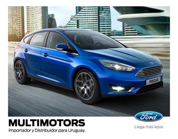 Ford Focus Nuevo Modelo S 1.6 - 2018 - U$s25.590
