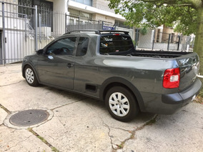 Volkswagen Saveiro G6 Full Airbag Y Abs