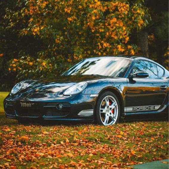 Porsche Cayman 3.4 S 295cv (987) 2007