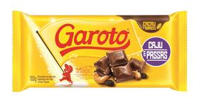 Garoto Jumbo 100g Cast/pas69as