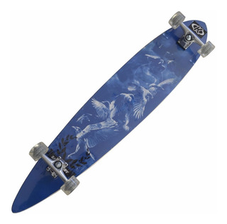 Longboard Patineta Skate Tabla De Maple Knex Mvdsport