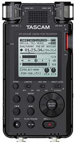 Tascam Dr 100mkiii 192khz 24 Bit Stereo Portable Recordermu