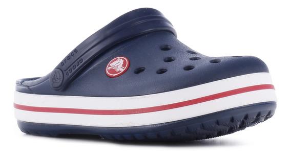 Crocs Niño Crocband Clog Originales 069.204534810