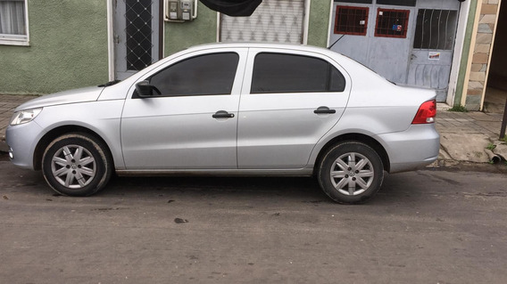 Volkswagen Gol Sedan 1.6 4 Puertas Doble Airbags