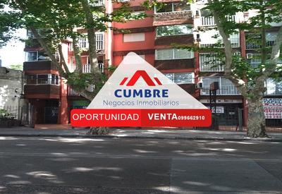 Venta Apartamento Dos Dormitorios En Pocitos Nuevo
